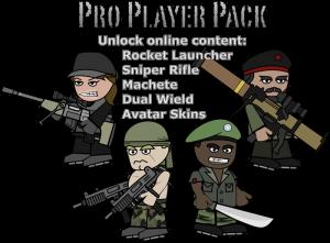 Mini Militia pro pack apk