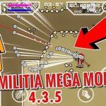 Mini Militia mega mod lates version apk file