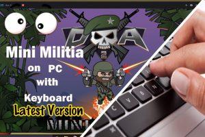 Mini Militia for PC | Best PC version installation