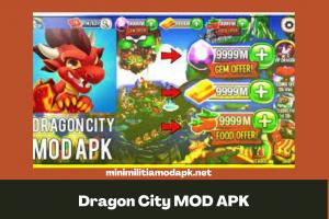 Dragon City MOD APK (Unlimited Food, Everything Unlocked)