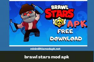 Brawl Stars Mod APK (Unlimited & Unlocked All)